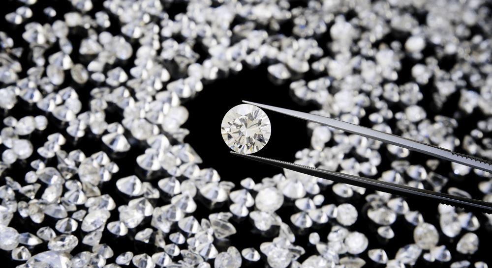 Der beste Diamant unter vielen
