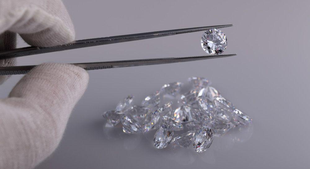Lose ungefasste Diamanten grosse und kleine Brillanten online kaufen später fassen lassen